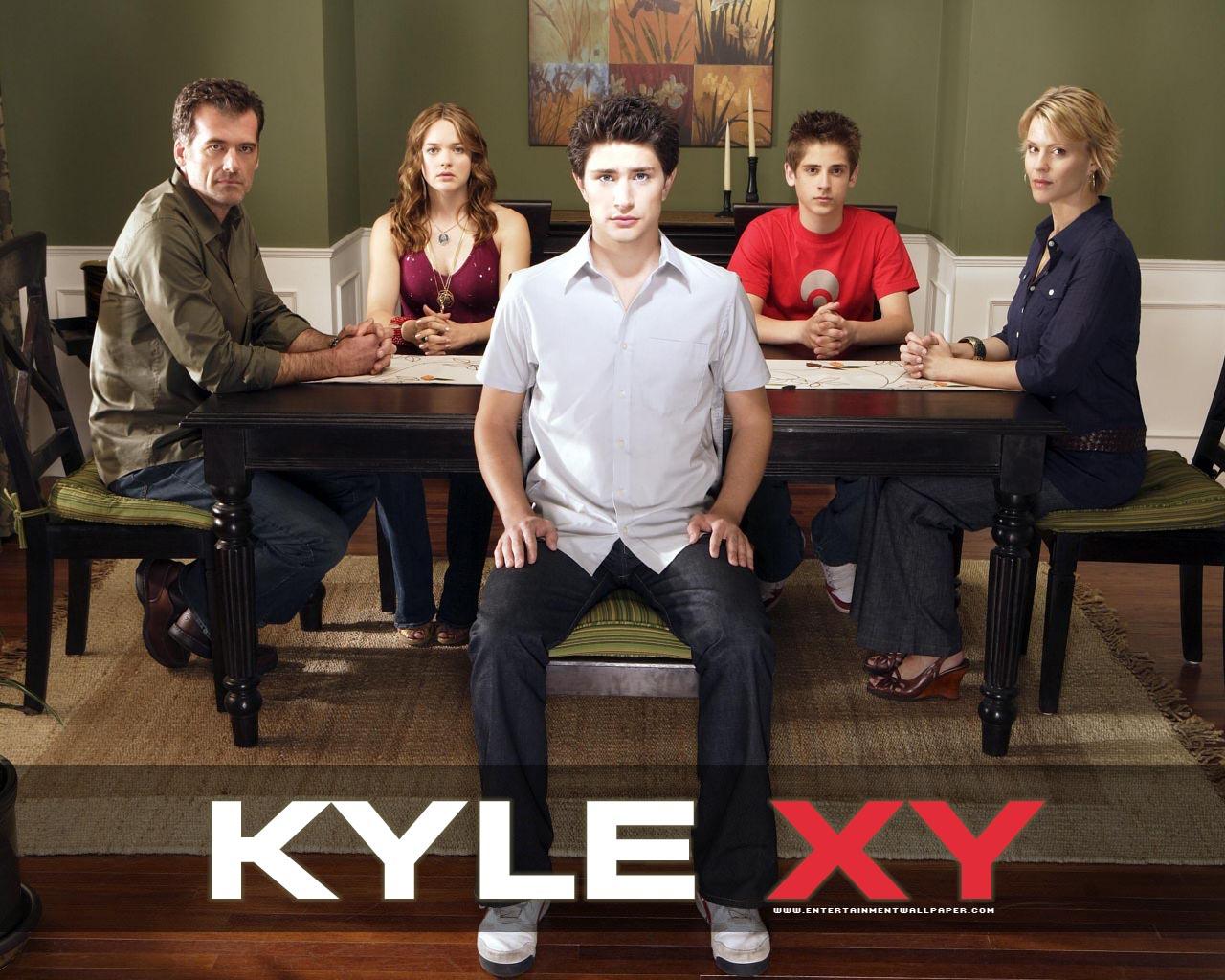 Assistir Online Kyle XY 1ª,2ª e 3ª Temporada  Dublado e Legendado