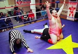 Wrestling - Golpe mais temível