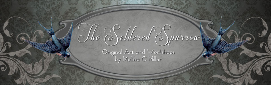The Soldered Sparrow~Melissa C Miller