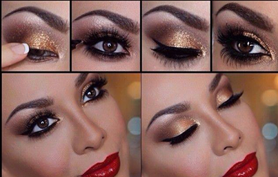 Perfect every day eye makeupPerfect every day eye makeup