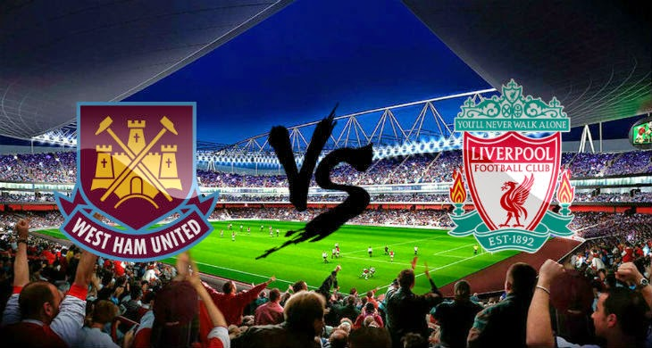 Prediksi West Ham United vs Liverpool 20 September 2014