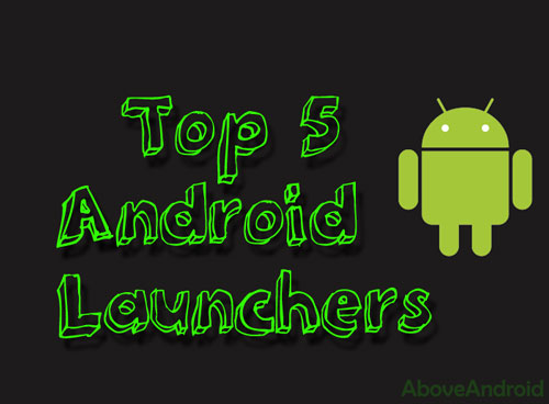 Top 5 Android Launcher With Amazing Feel, Looks And Style 1