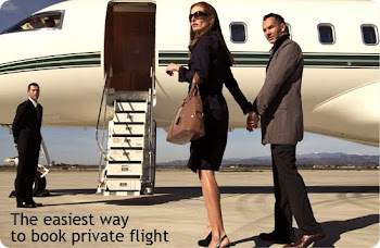 Your Private Jet Awaits!