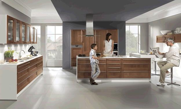 Aranżacja kuchni - ergonomia w kuchni