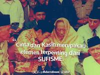 Syeikh Yasin Padang Melayani Sendiri Gus Dur