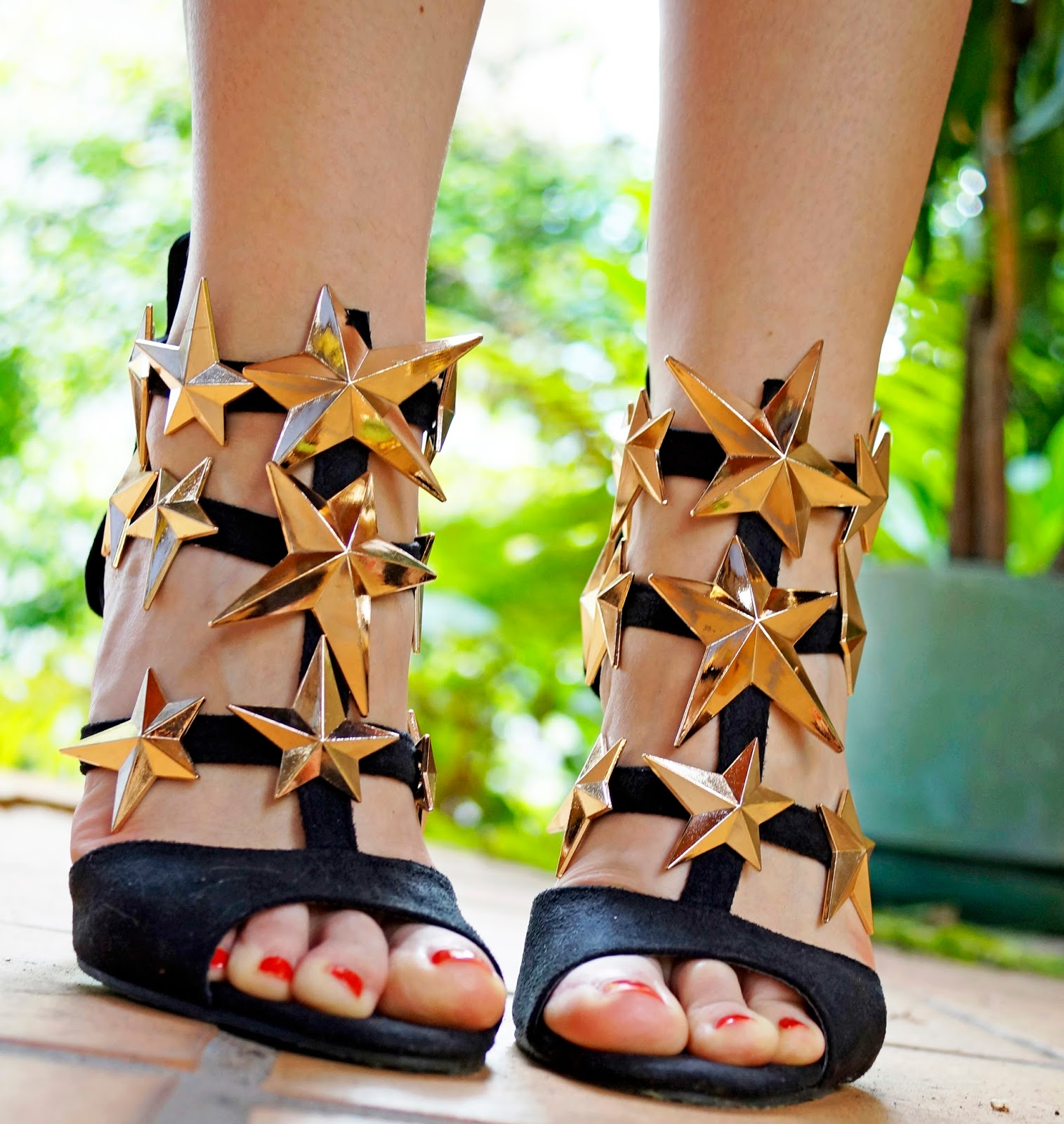 Star Heels, Dresslily Shoes