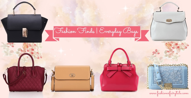 Fashion Finds | Everyday Bags