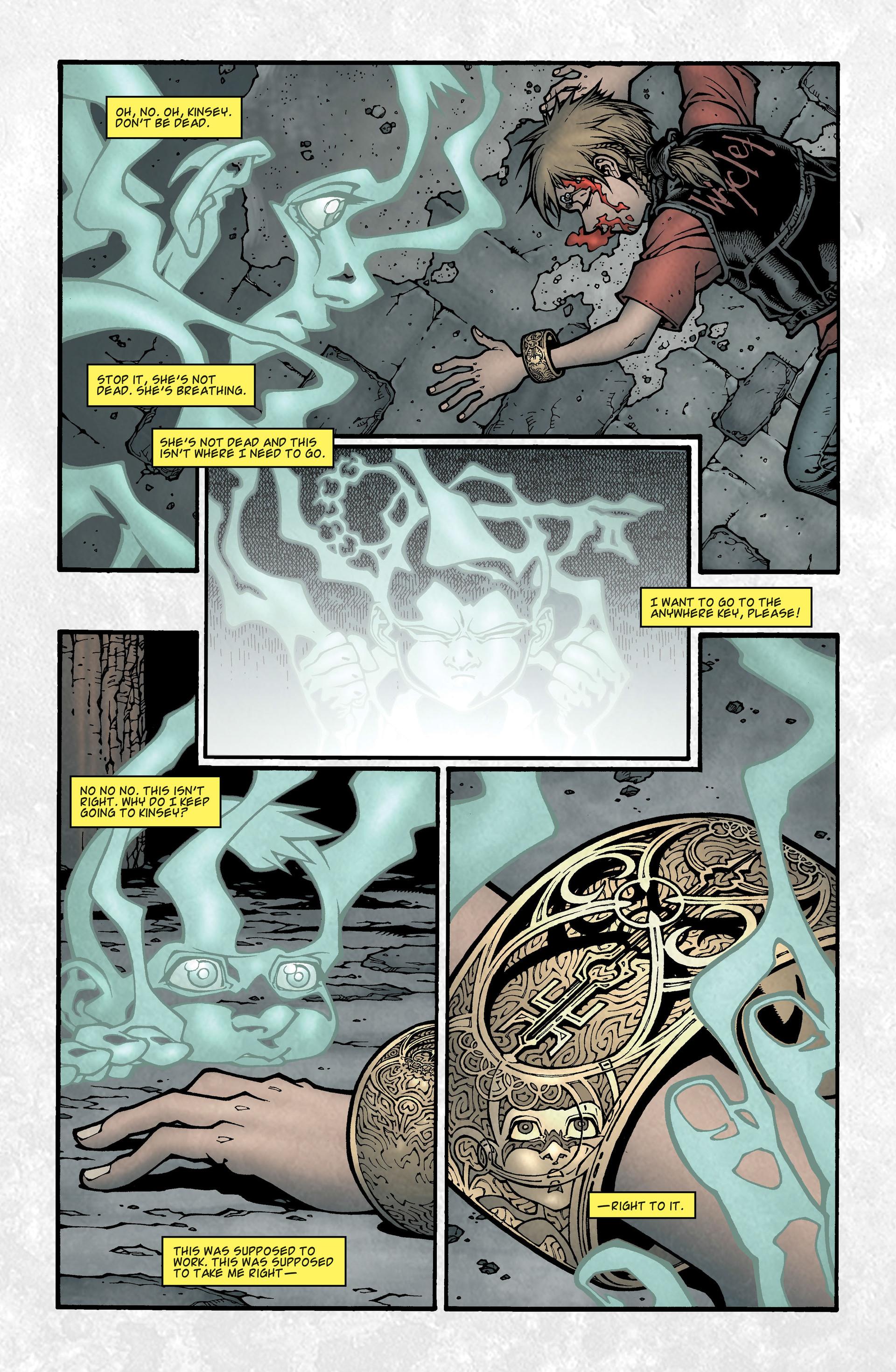 Locke & Key (2008) Issue #6 #6 - English 8