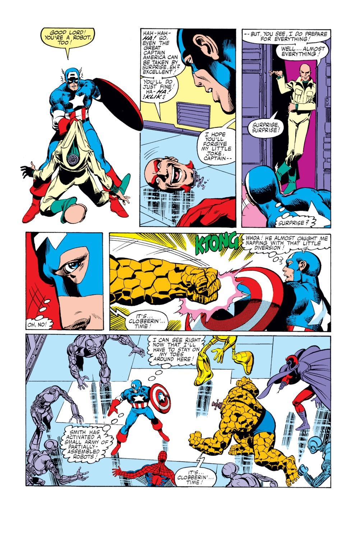 Captain America (1968) Issue #249 #164 - English 10