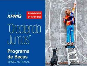 "PROGRAMA DE BECAS ""CRECIENDO JUNTOS"""