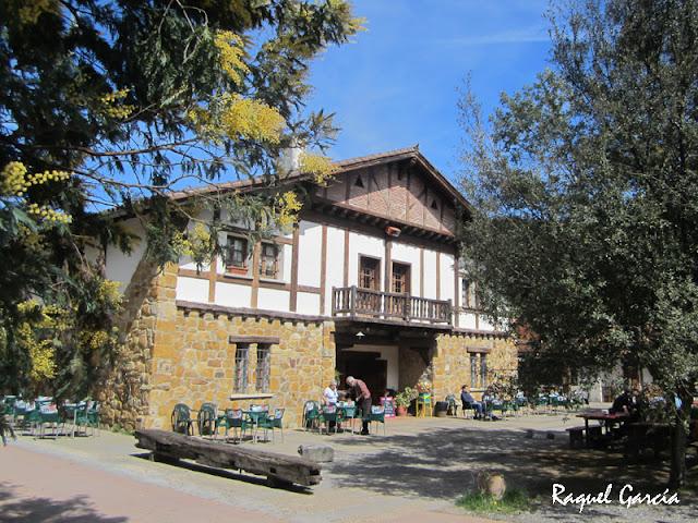 Ekomuseo. Euskal baserria. Artea (Bizkaia)