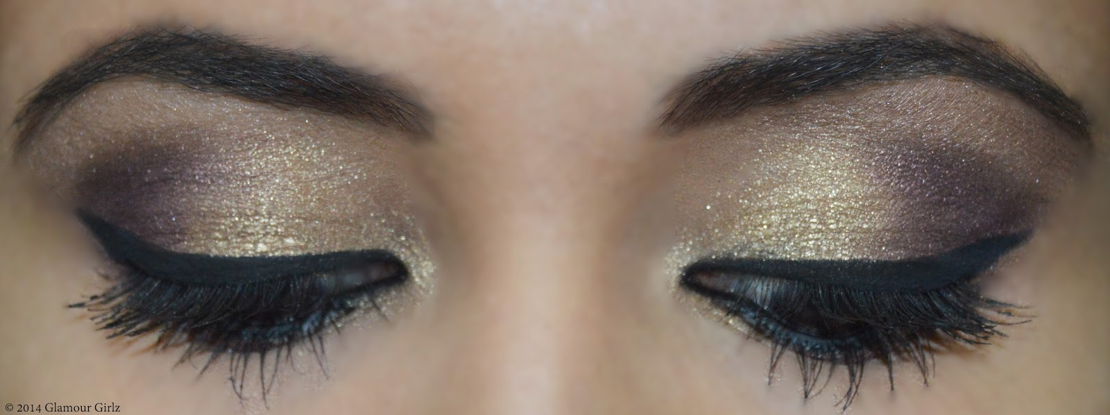 Bold and glamorous Eye makeup tutorial.