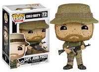 Funko Pop! Captain John Price