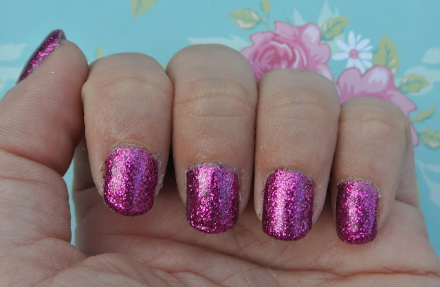 models own magenta divine swatch