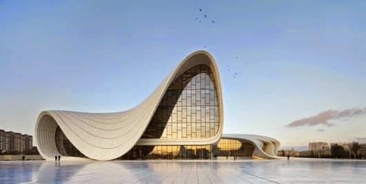Inspirational Architecture. Yacth design by Zaha Hadid