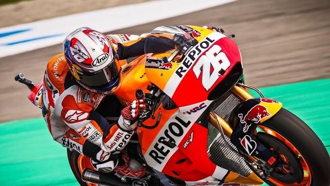 Latihan Bebas 1&2 MotoGP Seri Assen 2015 - Duo Repsol Moncer Pakai Sasis 2014