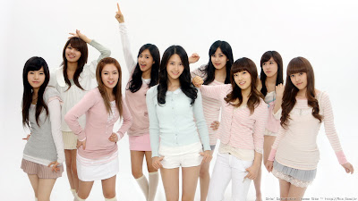 Perfect photoshoot SNSD Wallpapers