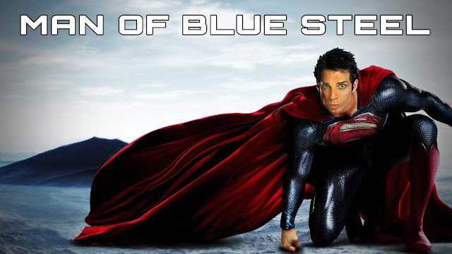 Man of Blue Steel
