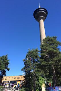 Näsinneula Tower // Башня Näsinneula