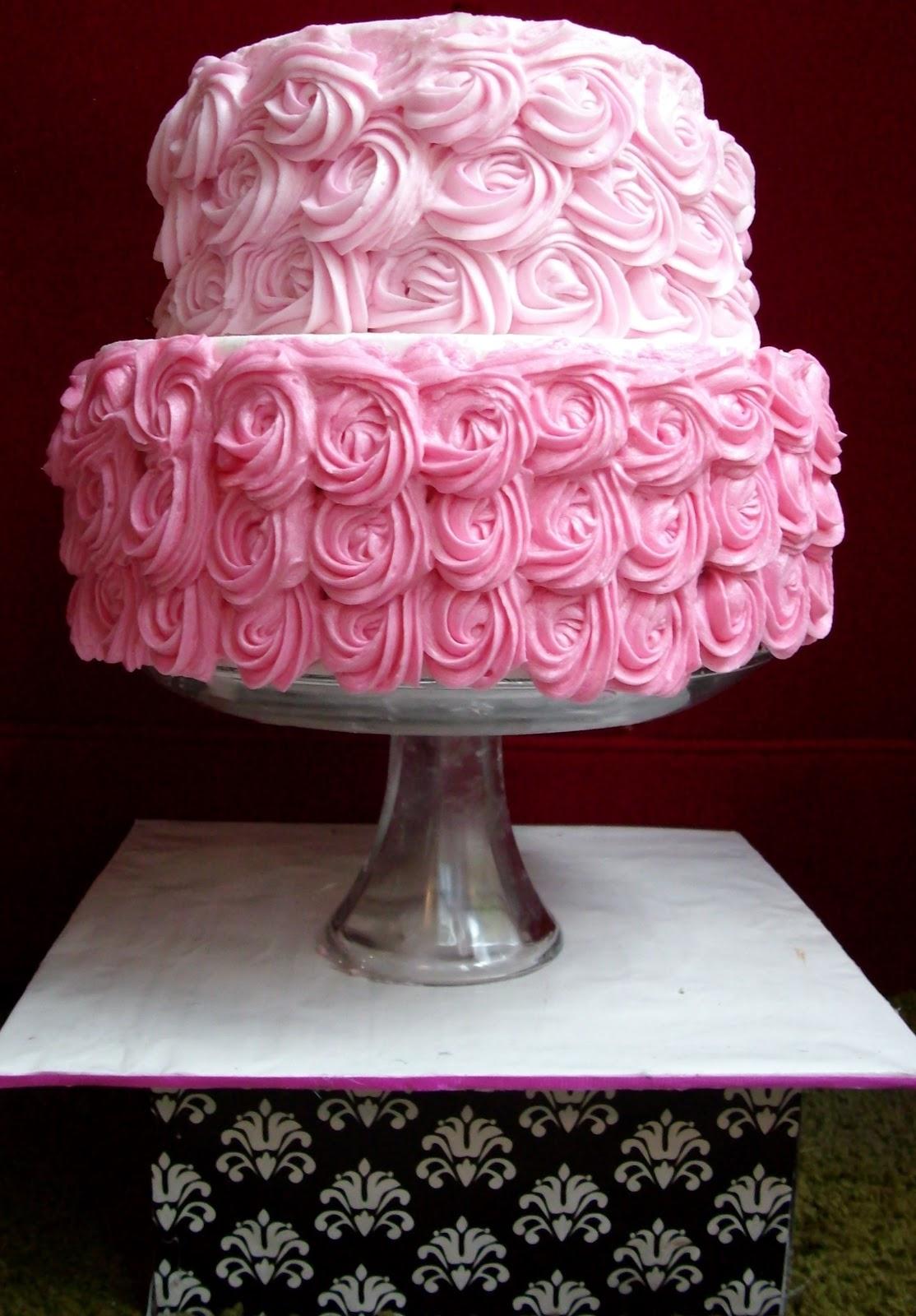 Mé DesLys: Wedding Cakes