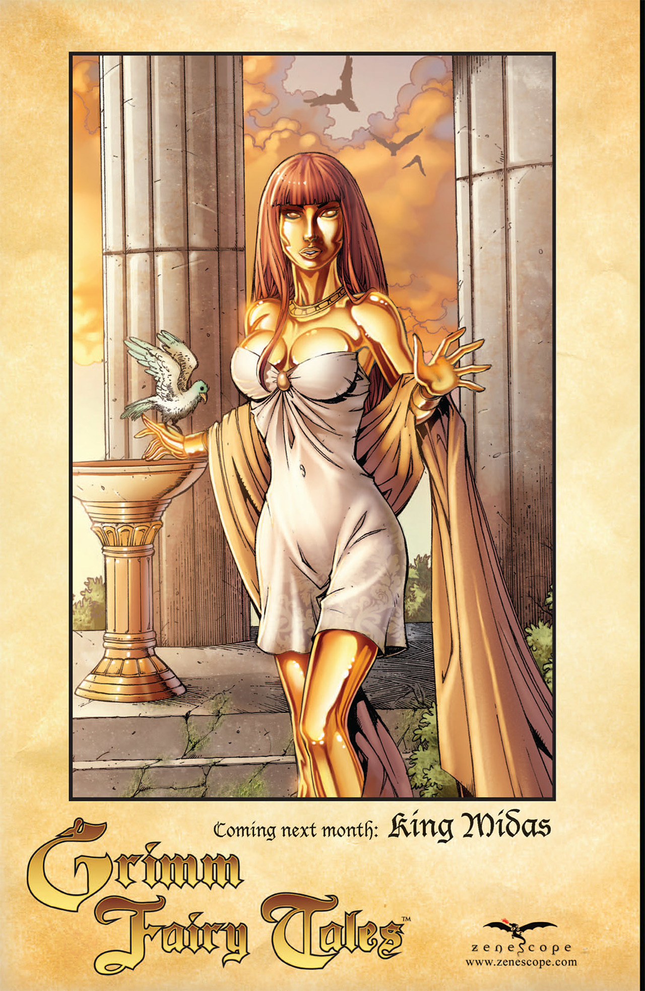 Grimm Fairy Tales (2005) Issue #28 #31 - English 26