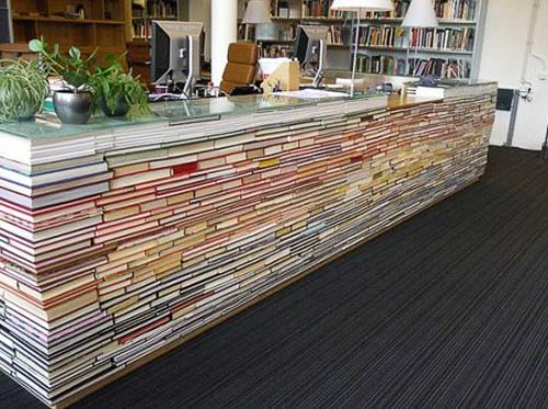 Sự sáng tạo với những cuốn sách