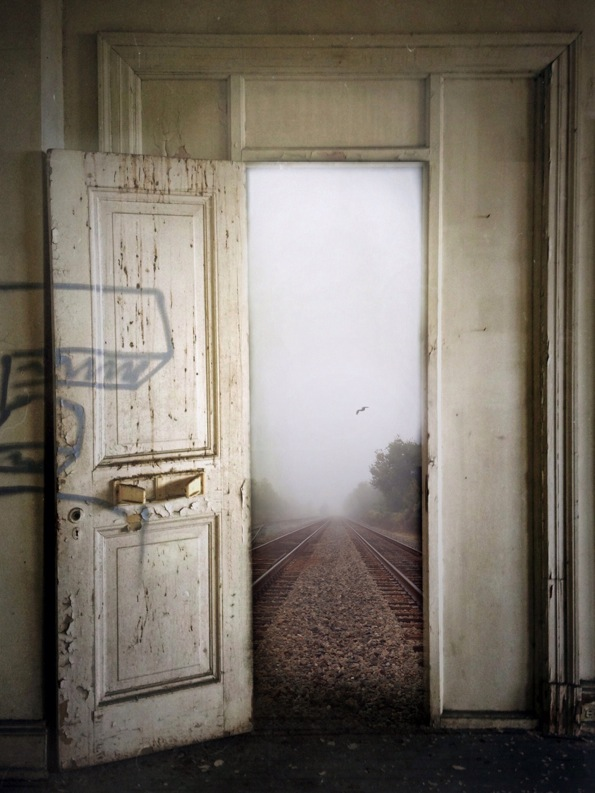 A Man of Means: Doorway to the Past © Brandon Kidwell