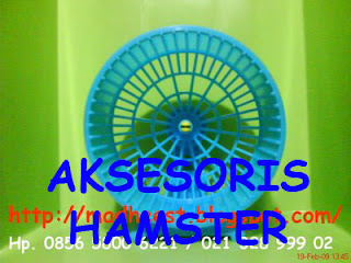 Aksesoris Hamster