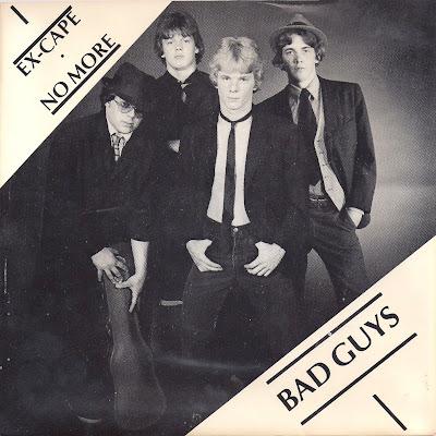 Bad Guys - No More - Ex-Cape