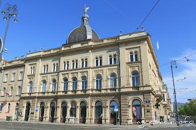 Starčevićev dom 1894/95.