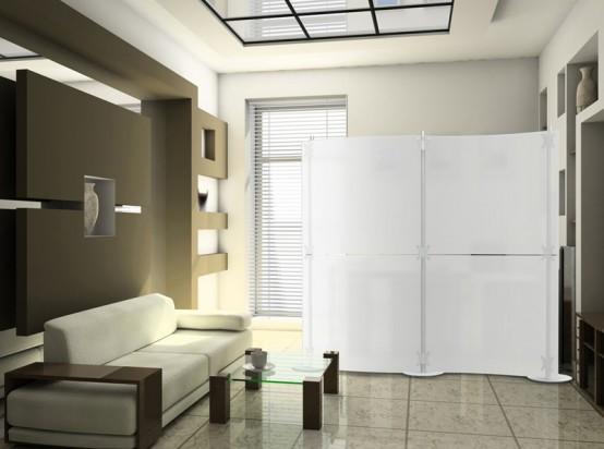 Separar ambientes con muebles ideas para decorar for Como dividir un ambiente