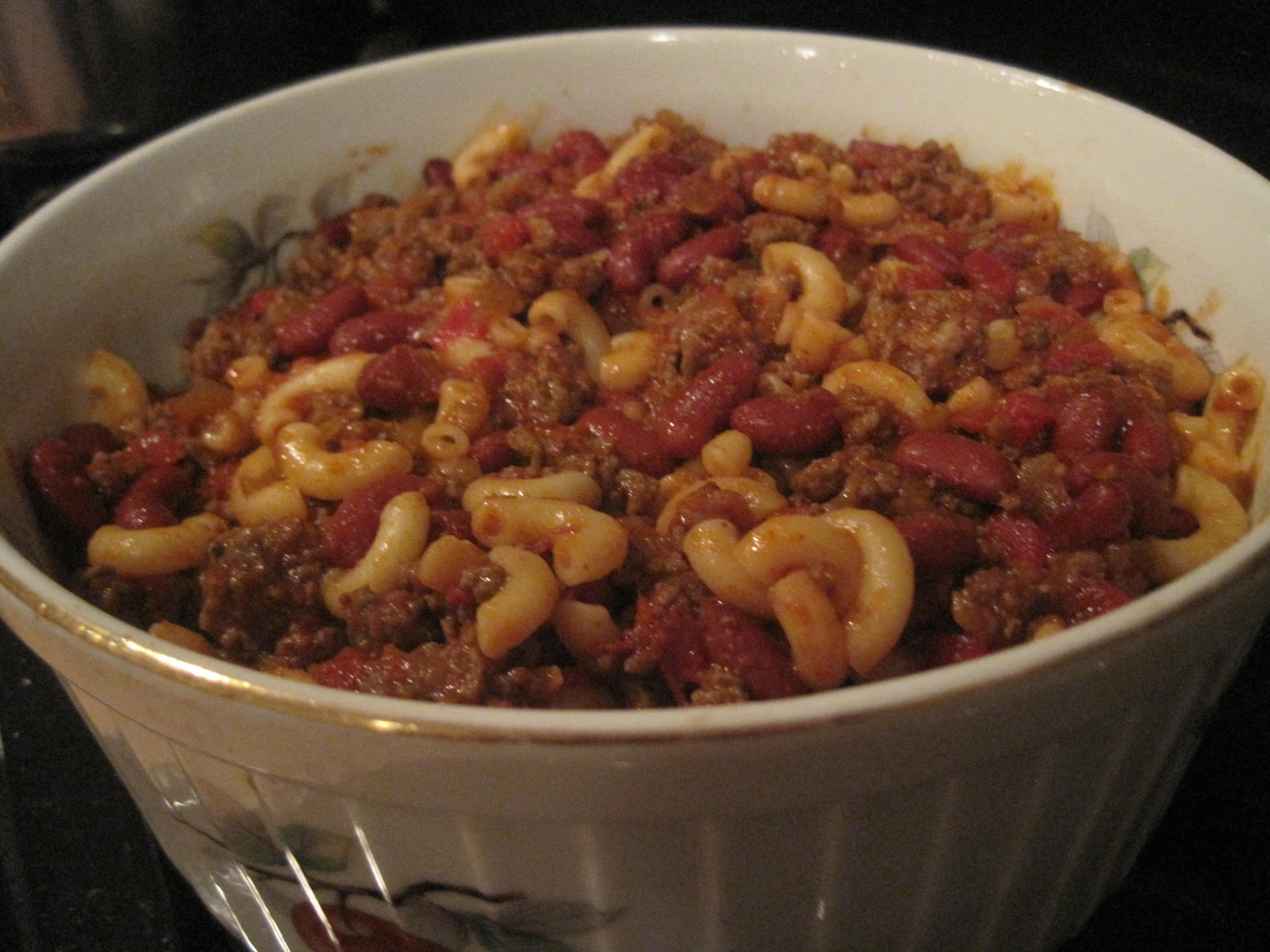Recipes Re-Mixed: Chili Mac