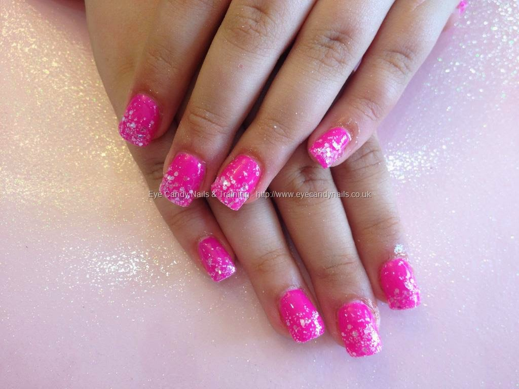Eye candy nails training salon nail art photo by nicola for Acrylic nail salon