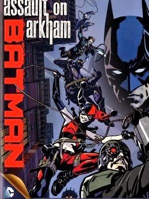 Xem phim Người Dơi: Đột Kích Arkham - Batman: Assault on Arkham 2014