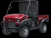 2013 Kawasaki Mule 4010 4x4 Diesel ATV Pictures 1