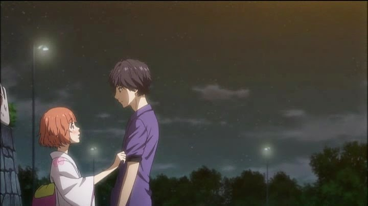 الأوفا الثانية لإنمي Ao Haru Ride الشوجو الرومانسي,أنيدرا