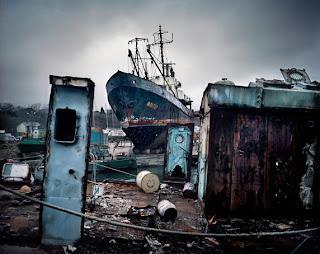 Η Μαύρη θάλασσα του Rafal-Milach