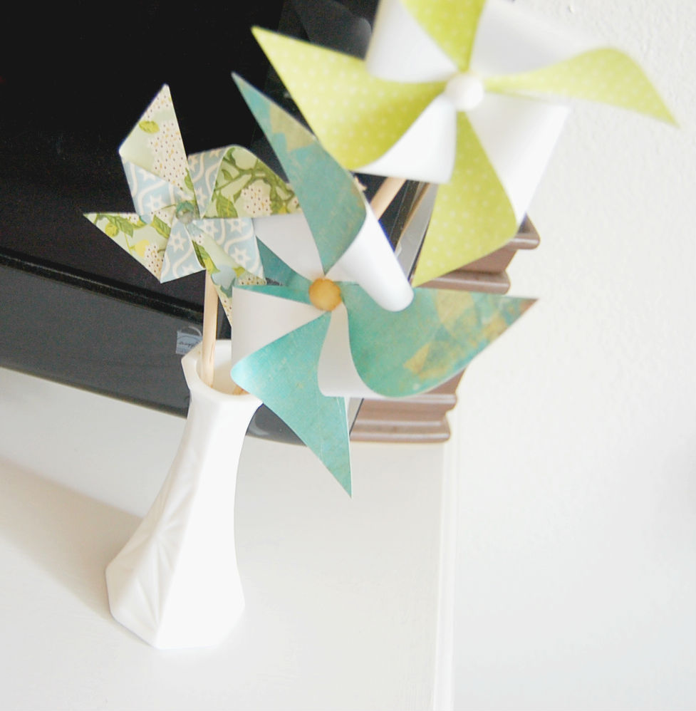 As I mentioned before I LOVE homemade things Make some pinwheels or paper  flowers to add. Homemade Things To Make For Your Room