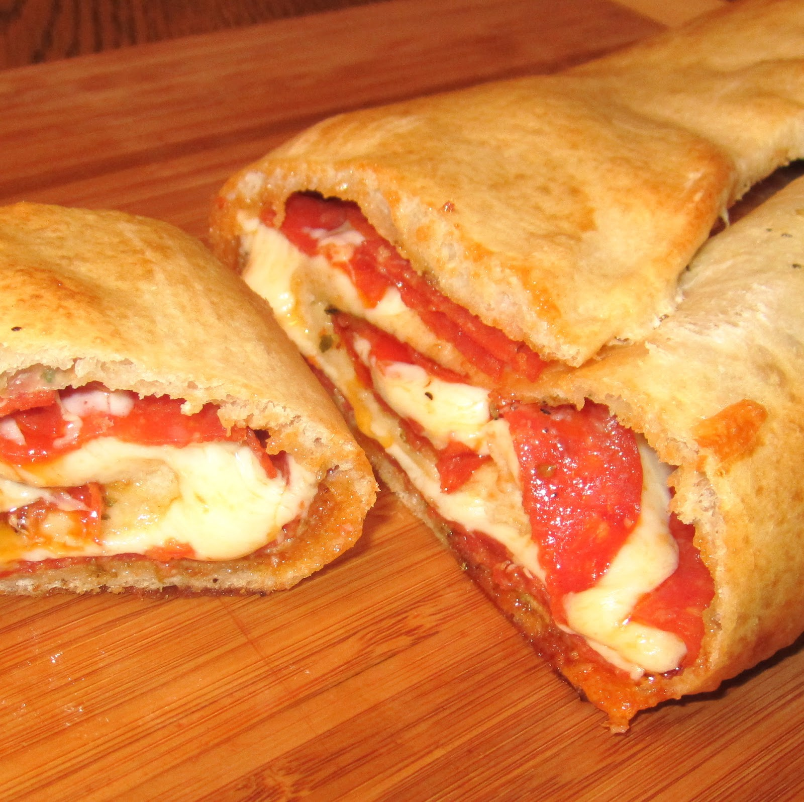 Recipe Submitted by a Reader: Pepperoni Stromboli | Food Marriage