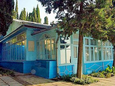 Дом Сергеева-Ценского в Алуште