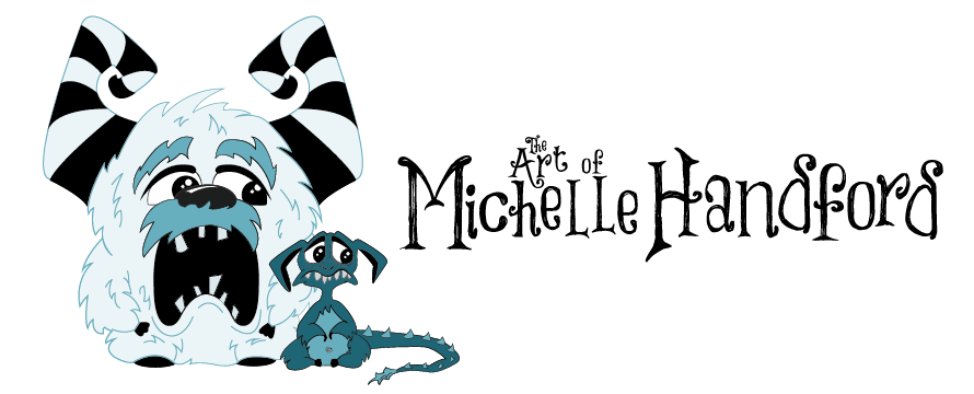 The Art of Michelle Handford