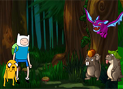 Adventure Time Jungle Adventure 2