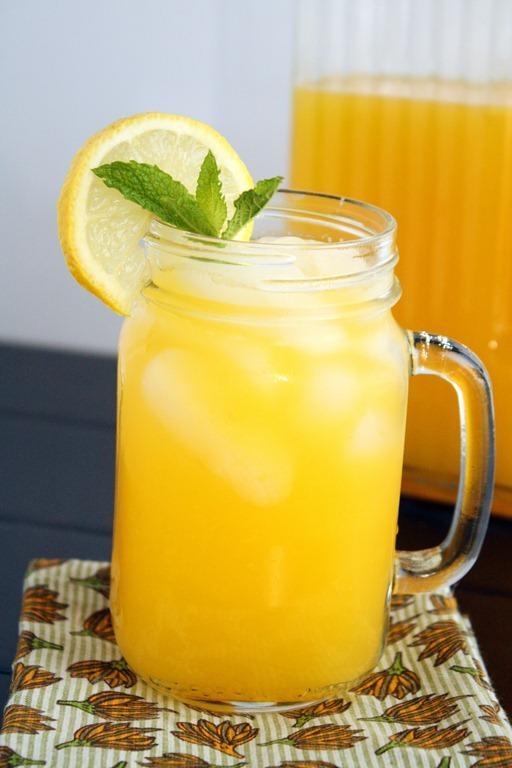 taze evyapımı limonata