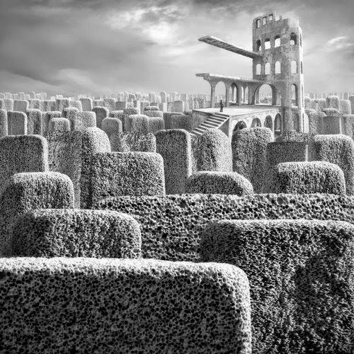11-Kandahar-Dariusz-Klimczak-Black-and-White-Surreal-Altered-Reality-www-designstack-co