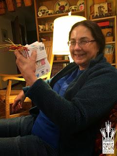 Spring Quilt Market Prep Prairie Sewn Studios Linda Chaney