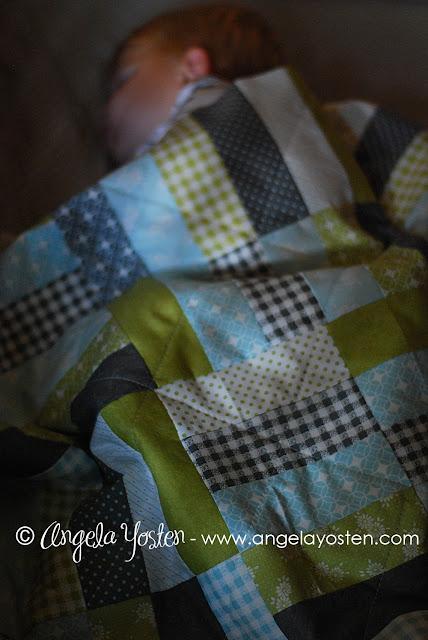 Angela Yosten Jelly Roll Jam Quilts