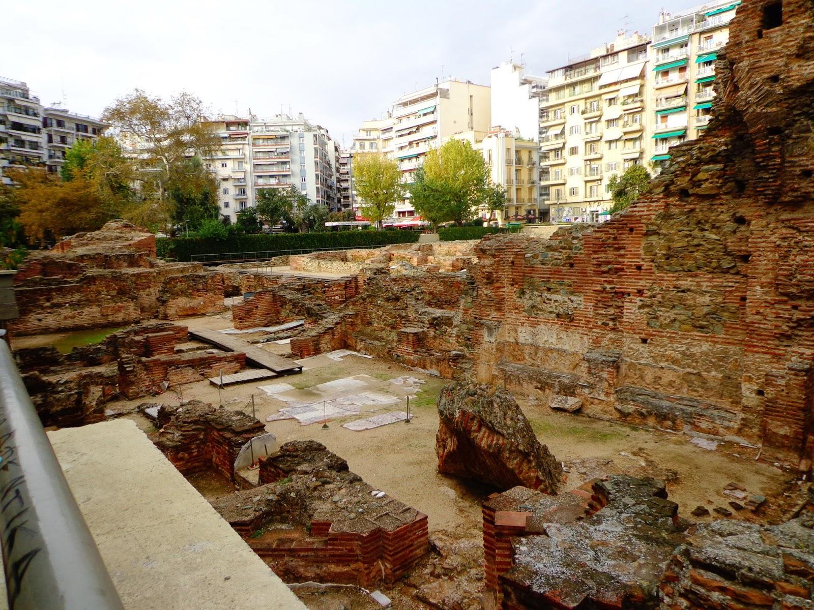Раскопки-Салоник