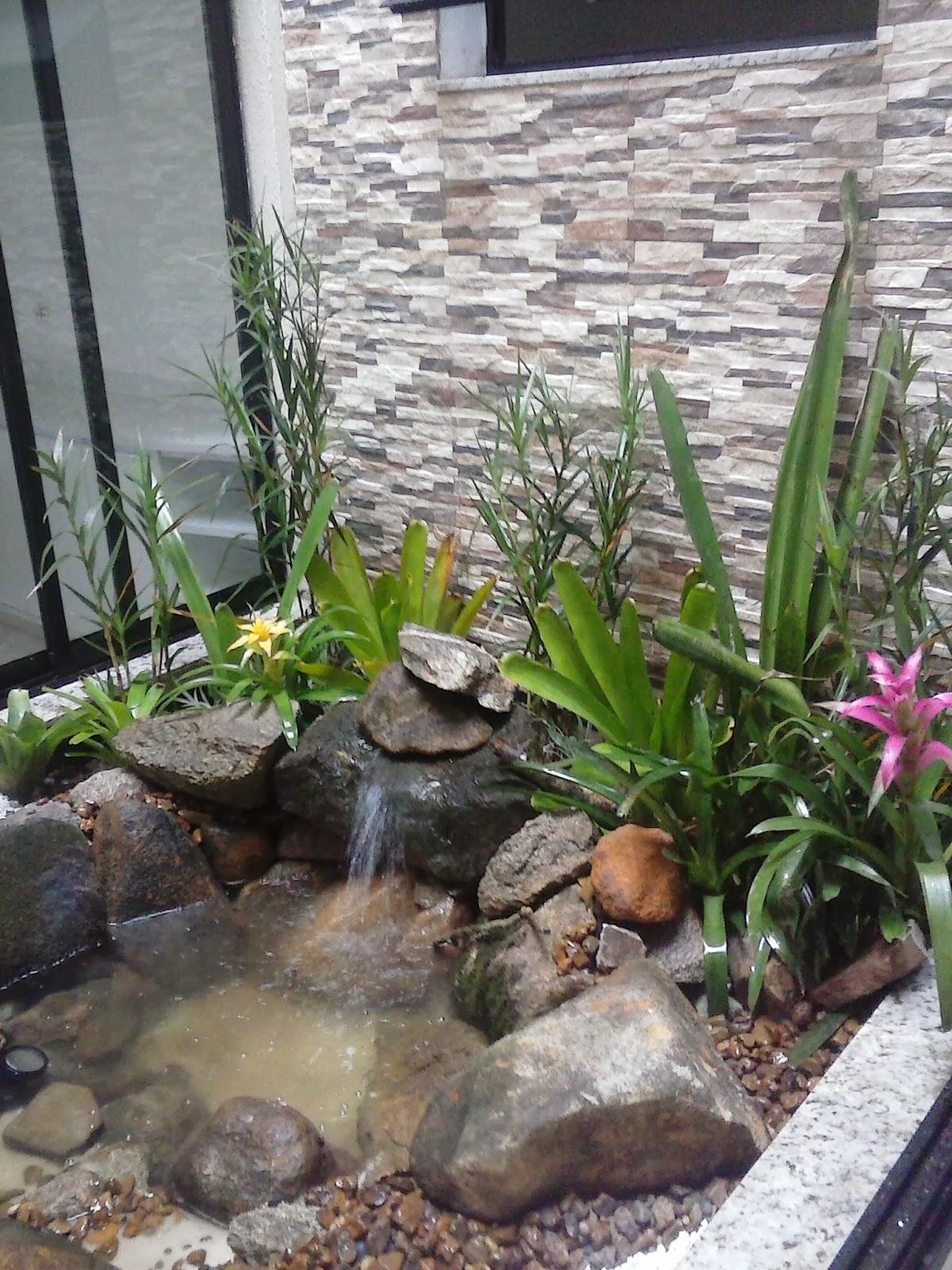 Ricardo galv o jardim de inverno com cascata for Cascata da interno