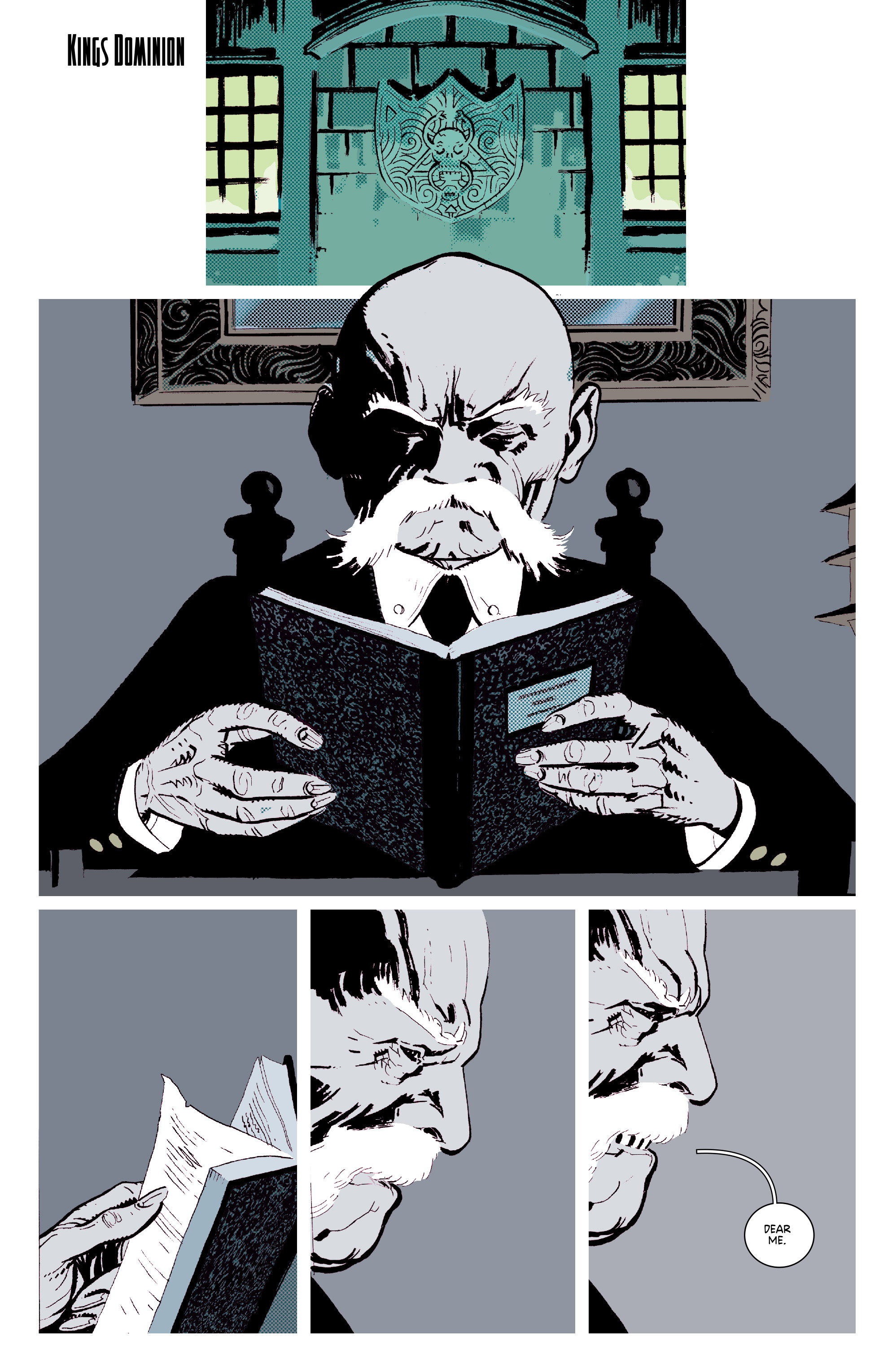 Read online Deadly Class comic -  Issue #7 - 25