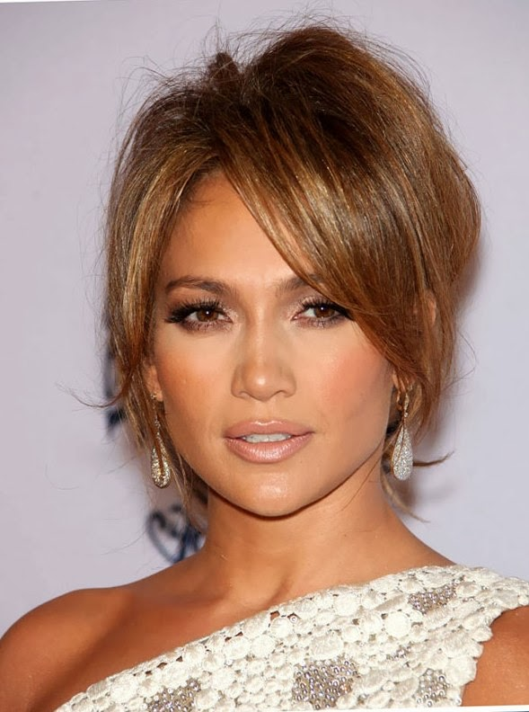 best highlights for dark brown hair olive skin